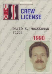 IMSA License