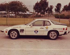 Porsche 924S - 1