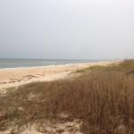Beach on St. George Island, Florida