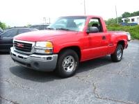 "2003 GMC Sierra - ""Big Red"""
