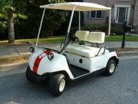 2000 Yamaha Golf Cart