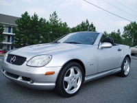 1999 Mercedes SLK