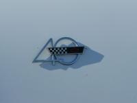 1993 Chevrolet Corvette convertible - 40th anniversary