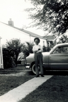 1950 Ford - with Pop